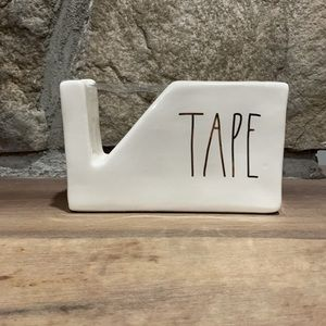 Rae Dunn TAPE Tape Dispenser 🇺🇸